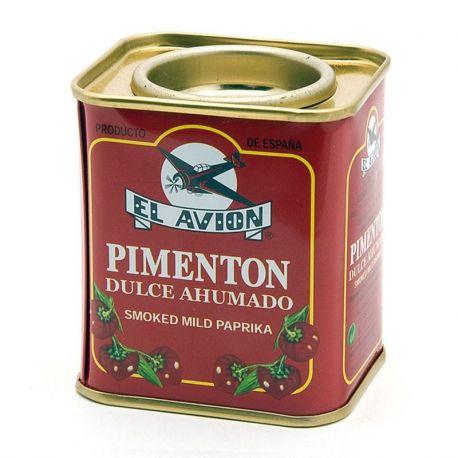 Paprika Fumé doux - 75g