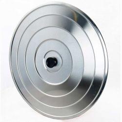 Couvercle aluminium 28cm pour poêles à paella