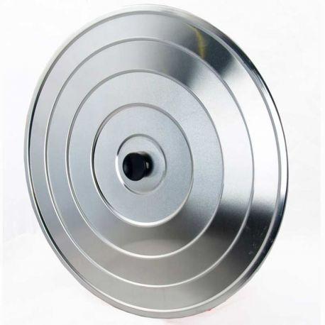 Couvercle aluminium 40cm pour poêles à paella
