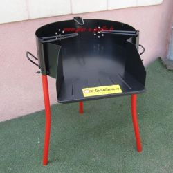 Barbecue pare flammes 60cm