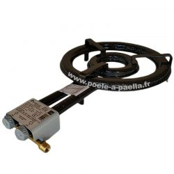 Réchaud VLC paella propane - Diamètre 380mm