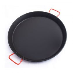 Poêle à paella anti-adhérente Vaello Campos - Diamètre 30cm / 4 parts