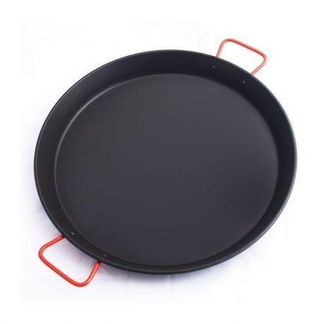 Poêle à paella anti-adhérente Vaello Campos - Diamètre 55cm / 16 parts