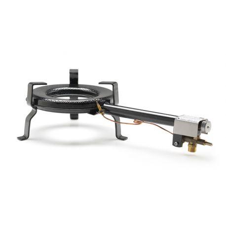 Réchaud propane avec thermocouple - Diamètre 250mm