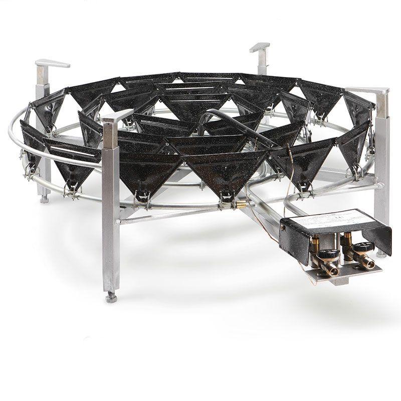 br leur industriel gaz propane pour brasserie laiterie fromagerie 900mm 60kw. Black Bedroom Furniture Sets. Home Design Ideas