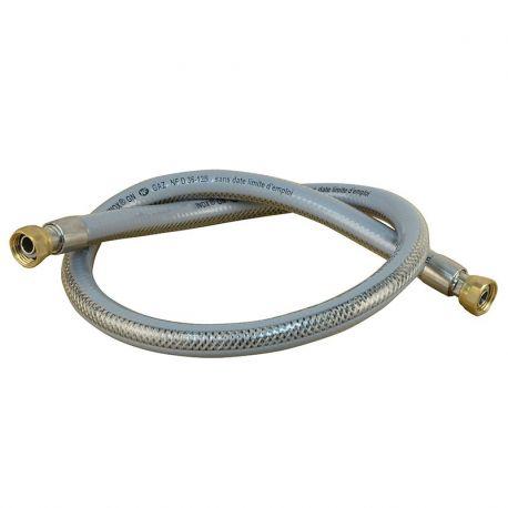Flexible gaz inox 1.5m : Durée de validité : illimitée