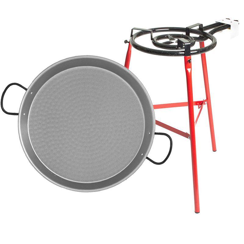 kit paella pas cher pour 20 personnes. Black Bedroom Furniture Sets. Home Design Ideas