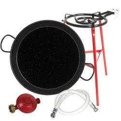 Kit à paella pour 30 personnes - Luxe