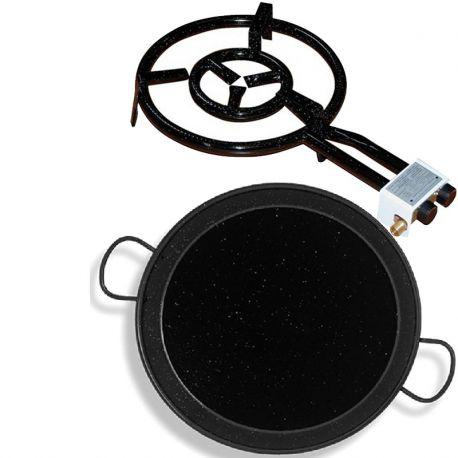 Kit à paella pas cher pour 30 personnes - Luxe