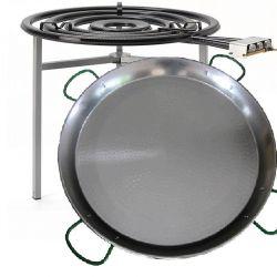 Kit à paella pro pour 120 personnes - thermocouple