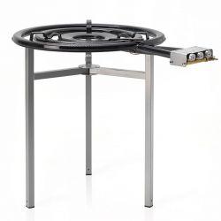 Réchaud propane avec thermocouple - Diamètre 600mm