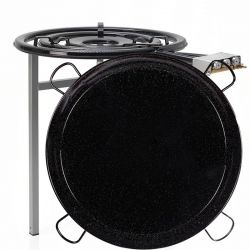 Kit à paella professionnel pour 85 personnes - Luxe