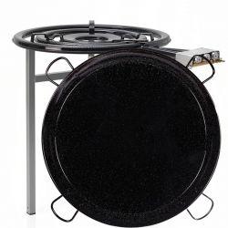 Kit à paella professionnel pour 85 personnes - Luxe - thermocouple