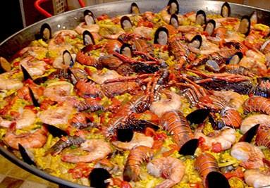 Poele à Paella